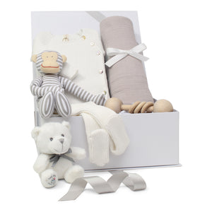Baby Neutral Gift Set | Fun Kissed | White | SS21