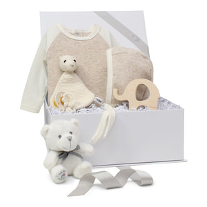 Baby Boy Gift Set | Play Day | Oatmeal | SS21