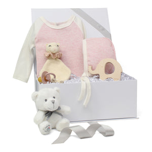 Baby Girl Gift Set | Play Day | Pink | SS21