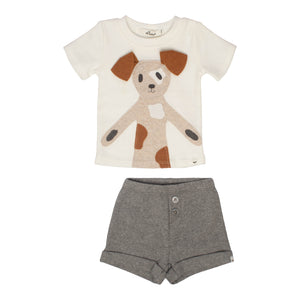 Baby Boy T-Shirt Set | Oh Baby | Spot Dog