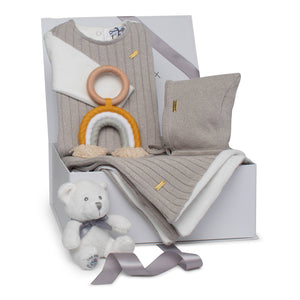 Baby Boy Gift Set AW20 | Sparkle Baby | Silver