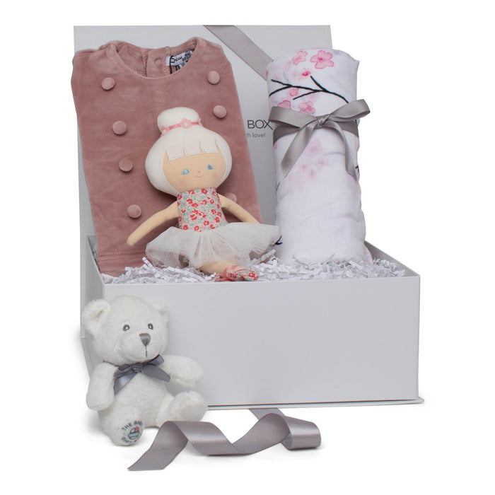 Baby Girl Gift Set AW20 | Little Lady | Mauve