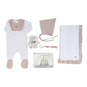 Baby Girl Gift Set | Shimmer Me Beautiful | Pink | SS21