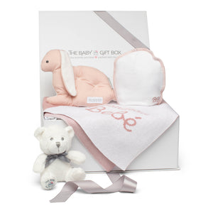 Baby Gift Set | Soft Snuggles | Rose