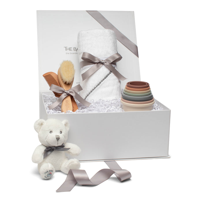 Baby Gift Set | Spa Baby | Grey
