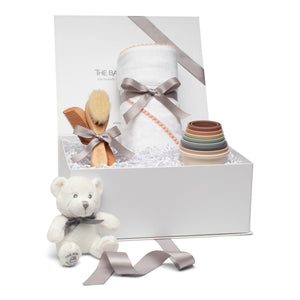 Baby Gift Set | Spa Baby | Peachy Pink