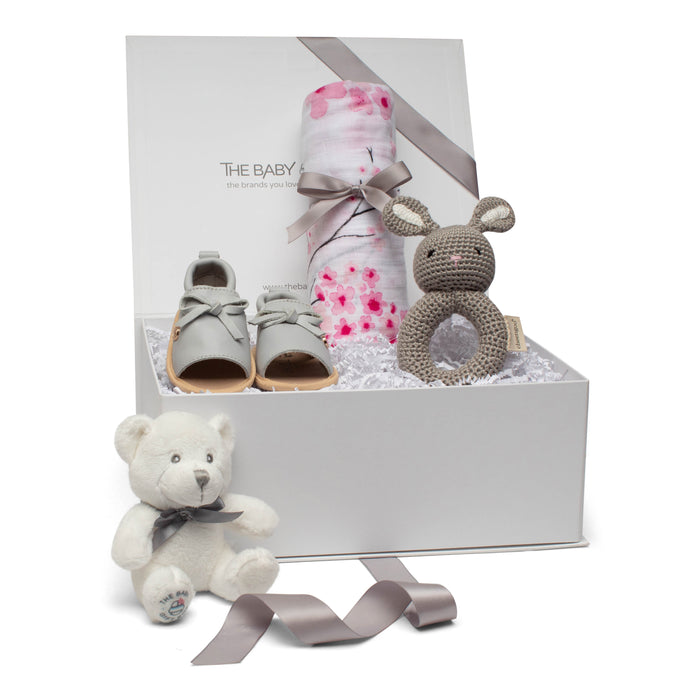 Baby Girl Gift Set | Cherry Blossoms