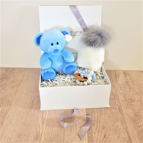 Beary Cute - Blue | Baby Gift