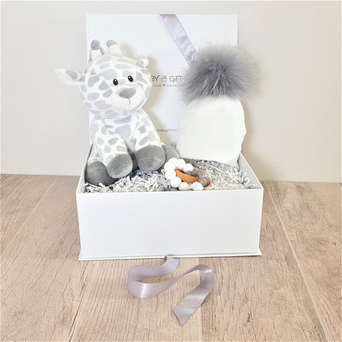 Beary Cute - Grey | Baby Gift