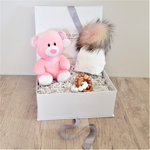 Beary Cute - Pink | Baby Gift