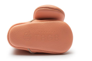 TBGB | Baby Loafer Shoes | Coral