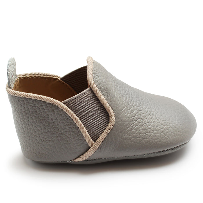 TBGB | Baby Loafer Shoes | Grey
