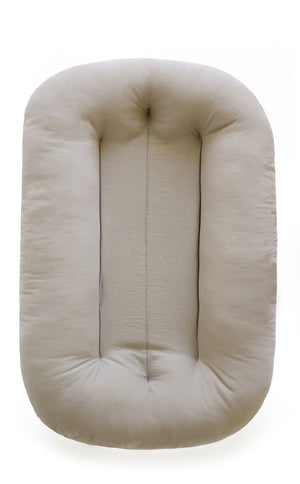 Snuggle Me Organic | Bare Lounger | Birch