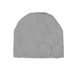 Baby Beanie | Maniere | Circle Time | Grey