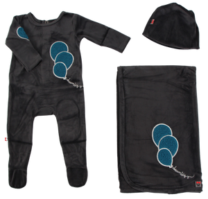 Dream Big Set | Blinq | Charcoal/ Blue