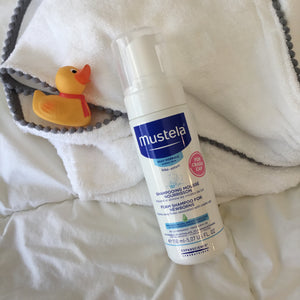 Mustela |Foam Shampoo for Newborns
