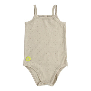 Bodysuit / Undershirt | Dott Child | Boy Single | Natural Dots