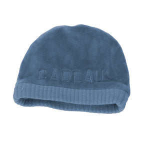 Baby Beanie | Cadeau | Ribbed Dipped | Sky Blue