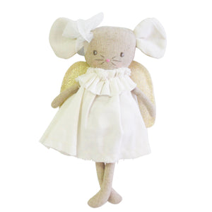 Baby Angel Mouse Doll | Alimrose