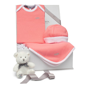 SS20 Baby Gift Set | Crown Princess | Guava
