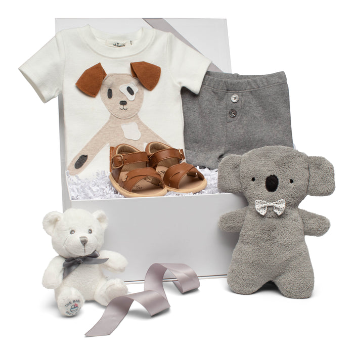 SS20 Baby Gift Set | Puppy Tales