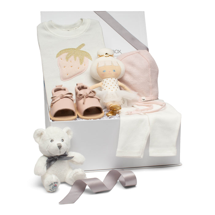 SS20 Baby Gift Set | Strawberry Cream