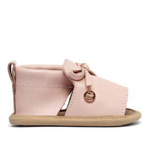 Baby Soft Sole Shoe | 'The August' By TBGB | Seashell Pink