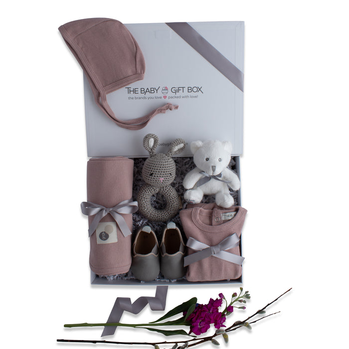 So Sweet | Baby Gift Set | Mauve Maven
