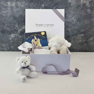baby shower gift for baby gender neutral by the baby gift box