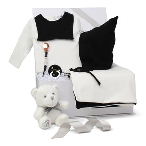 Baby Boy Gift Set | Black & White | SS21