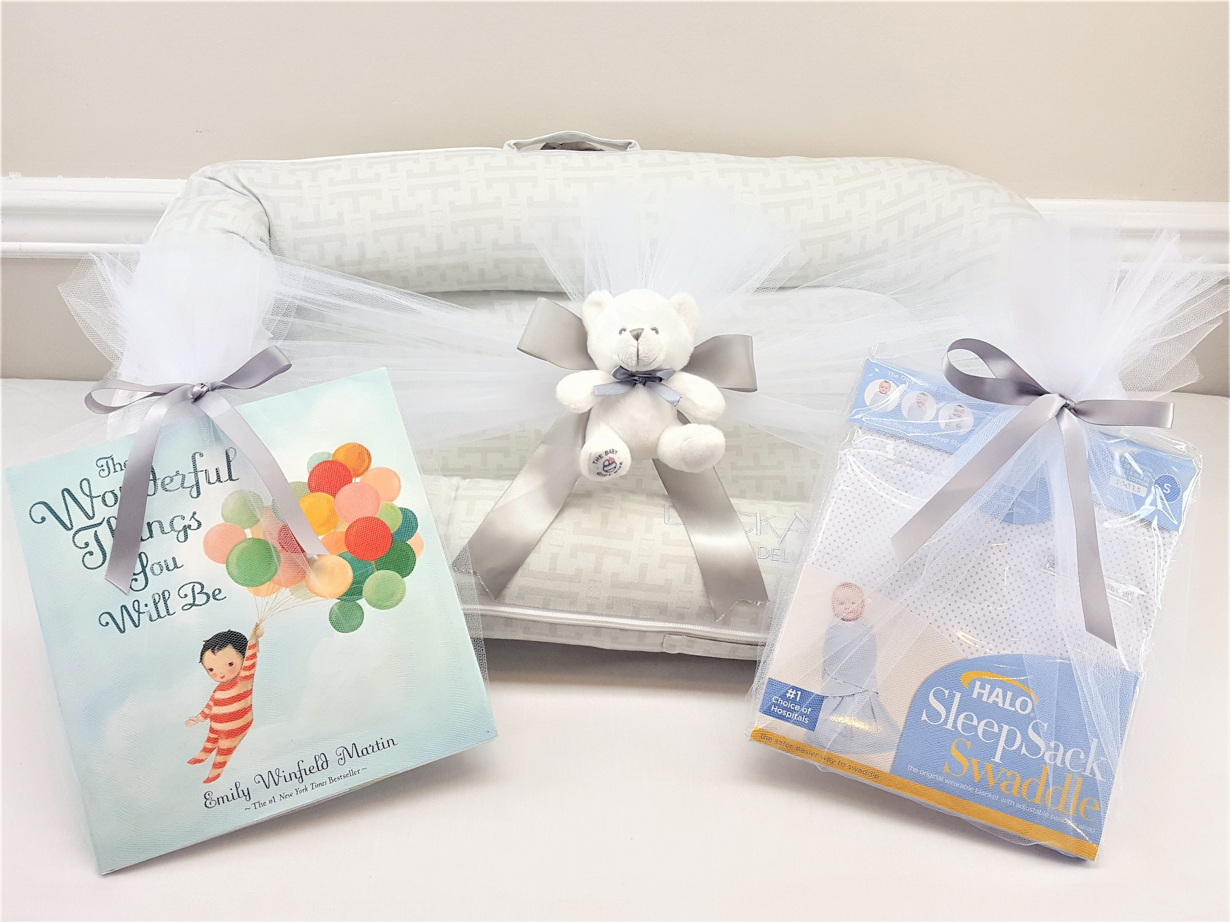 Well known Dockatot Baby Boy Gift Set | The Dream Gift – The Baby Gift Box QK89