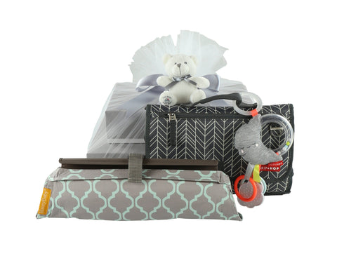 baby shower gift for mom by the baby gift box
