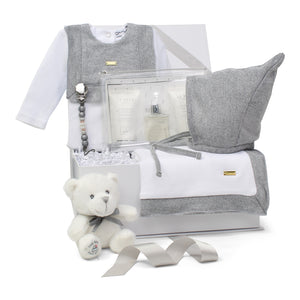 Baby Boy Gift Set | Shimmer Me Handsome | Grey | SS21