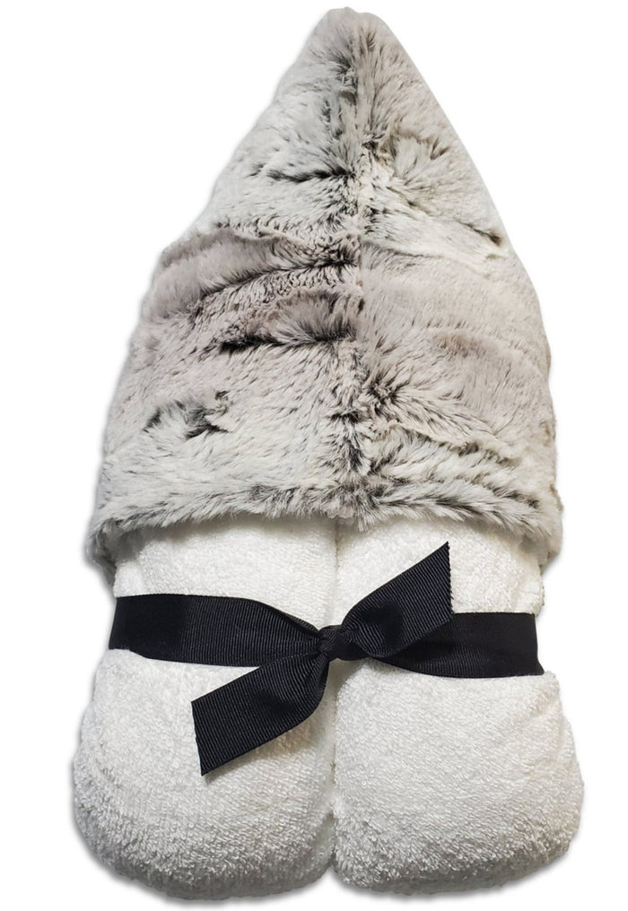 Baby Hooded Towel | Winx & Blinx | Snowflake White