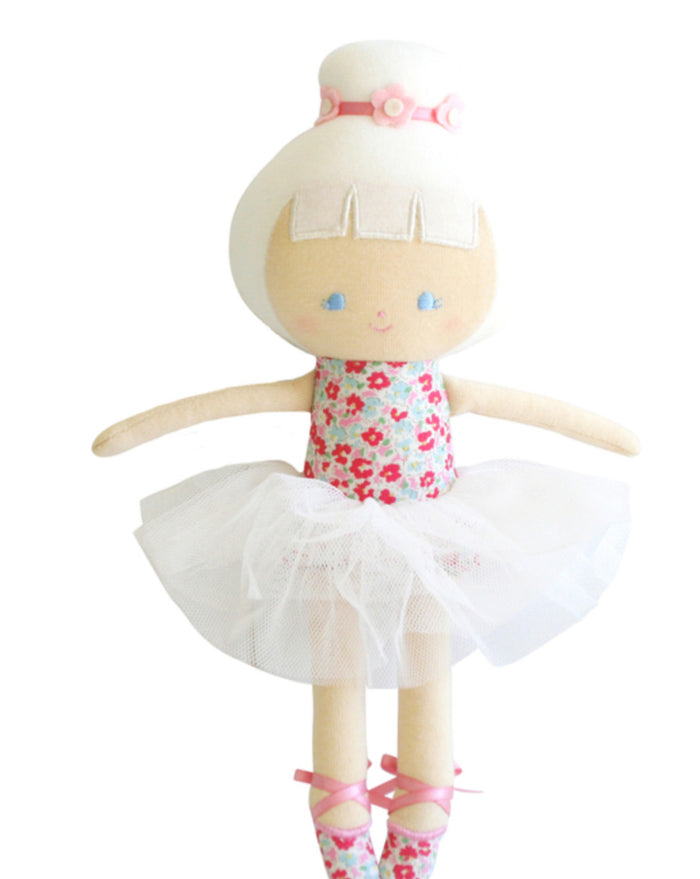 Baby Ballerina Doll | Alimrose | Floral