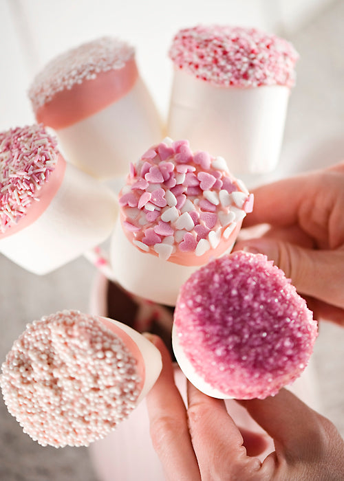 Receita {Marshmallow  Pop´s}