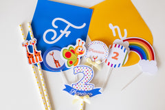 Kit de Festa BABY TV Impresso {BASE}