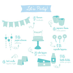Kit de Festa Ready to Go | Boho Chic