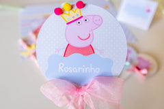 Kit de Festa PEPPA Impresso {BASE}