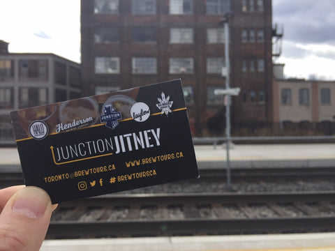 Toronto Series:  Junction Jitney - Saturday April 7th 2018