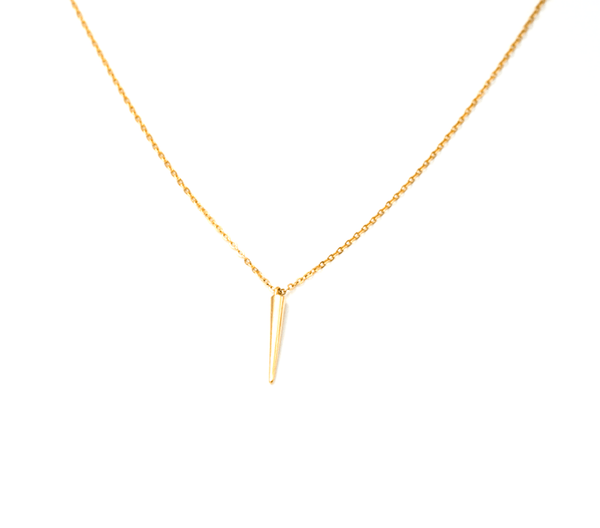 Single Spike Necklace