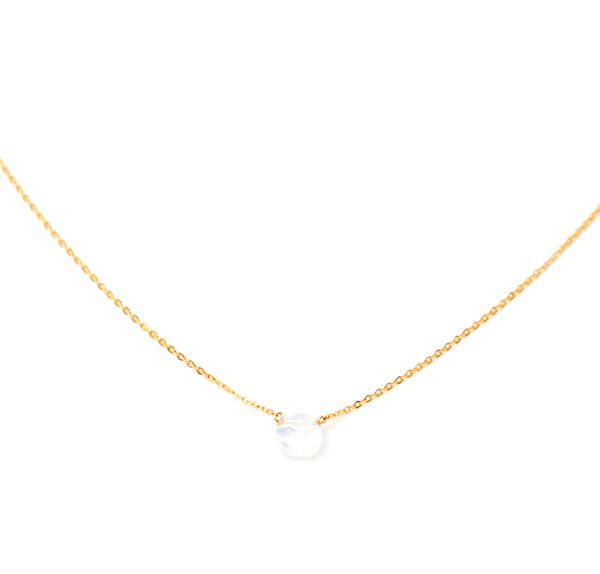 Mini Opalite Necklace (Kid's Size)