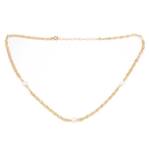 Sonny Pearl Necklace