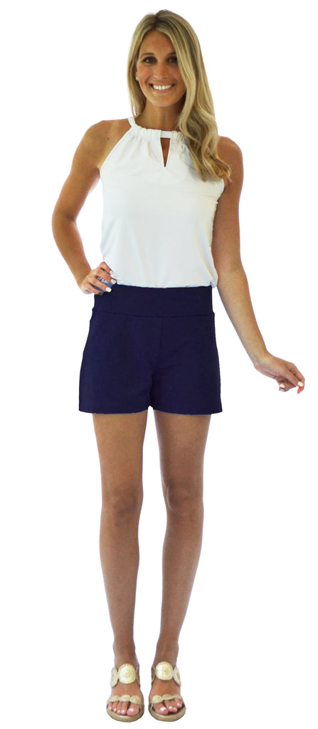 Bridget Shorts in Navy (Final Sale)