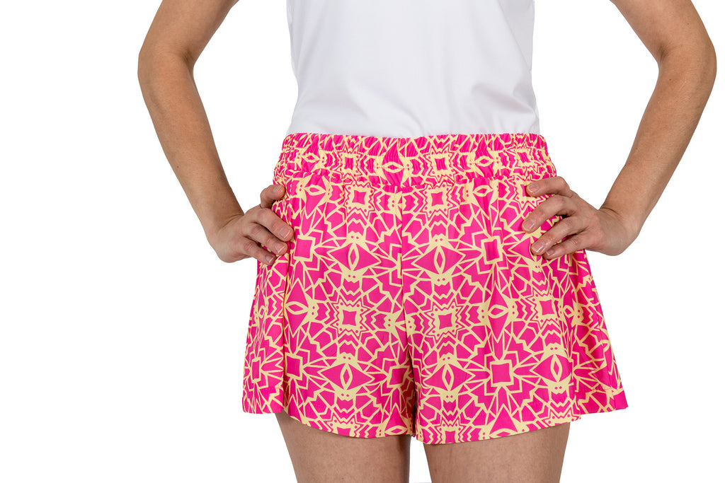 Brie Shorts in Hypmotized (Final Sale)