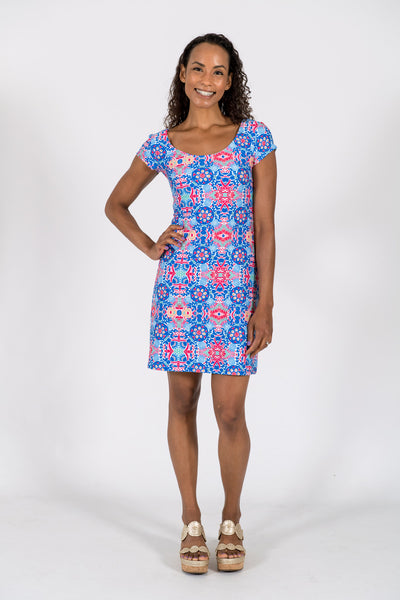 McKinley Shift Dress in That's Amore
