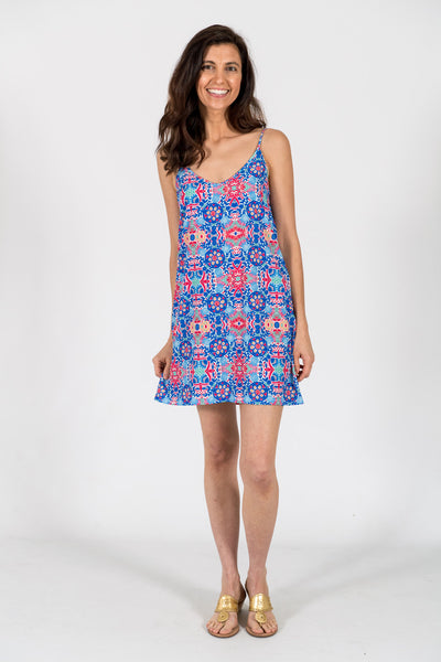 Piper Slip Dress in That's Amore