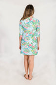 Luca Tunic Dress in Lemoncello Love