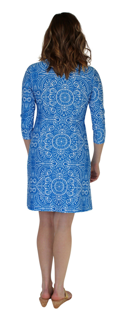 Kaeli Smith Lulu Shift Dress in Up Until Dawn XS-XL
