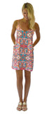 Piper Slip Dress in Sun Goddess